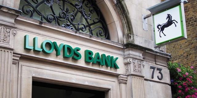 Lloyds уволит 10% сотрудников