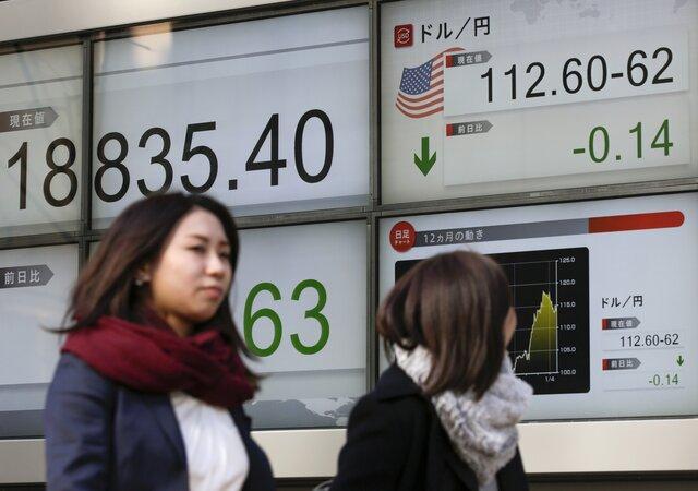 Сильный доллар поддерживает рынки Азии