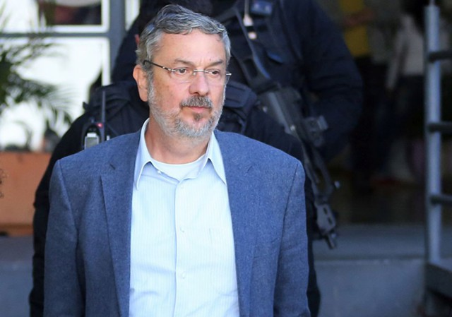 Экс-министр финансов Бразилии получил 12 лет тюрьмы