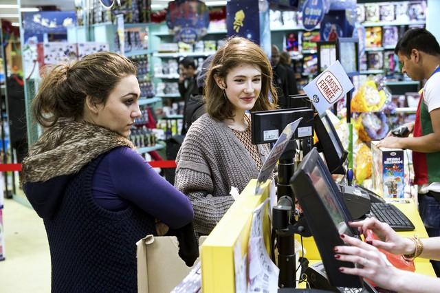 Потребительское доверие во Франции резко выросло