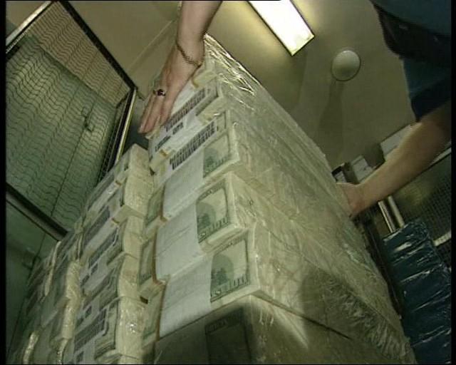 Международные резервы России выросли до $408,8 млрд