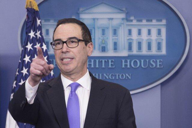 Минфин США ввел новые санкции против Китая