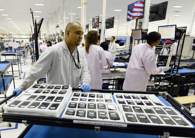 Рост производственной активности вСША замедлился