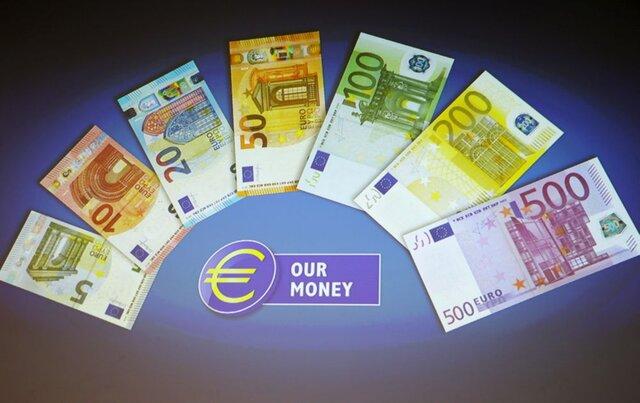 Использование евро в мире снижается из-за политики