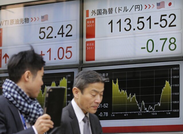 Глобальная неопределенность ударила по рынкам Азии