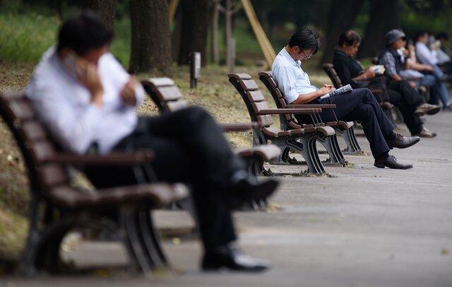 <div>Япония на пороге &#171;трудового кризиса&#187;</div>