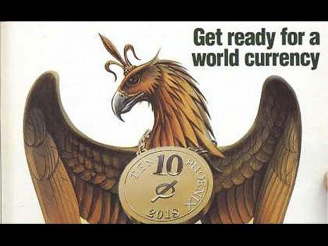 Появление единой мировой валюты предсказали к 2018 г
