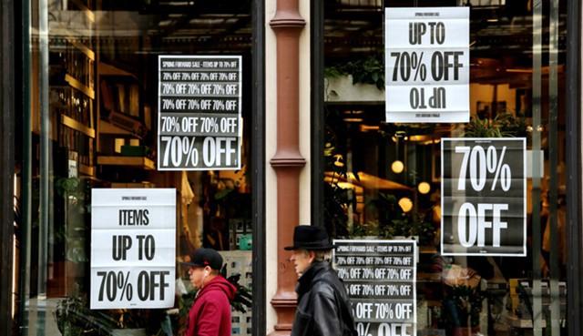Американцы меньше покупают уже два месяца подряд