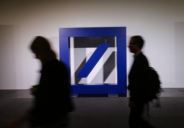 ЕЦБ может начать проверку акционеров Deutsche Bank