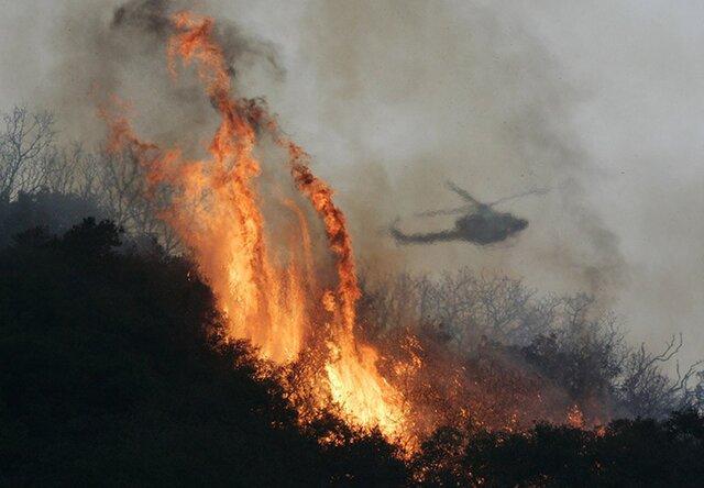 ВКанаде из-за лесных пожаров эвакуированы неменее 37 тыс. человек