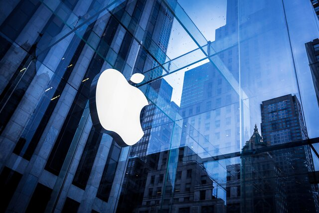 Запасы техкомпаний США за рубежом достигли рекорда