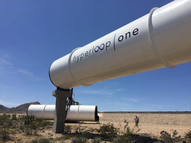Илон Маск получил разрешение насоздание полноценной дороги Hyperloop