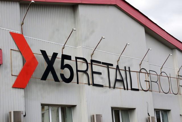 Выручка X5 Retail Group в I полугодии выросла на 27%