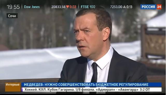 Медведев поручил поддержать социальные НКО
