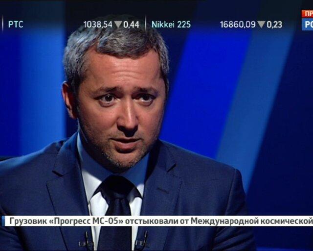 "Верещагин: ""Югра""для Хотина - вопрос престижа и делового лица"