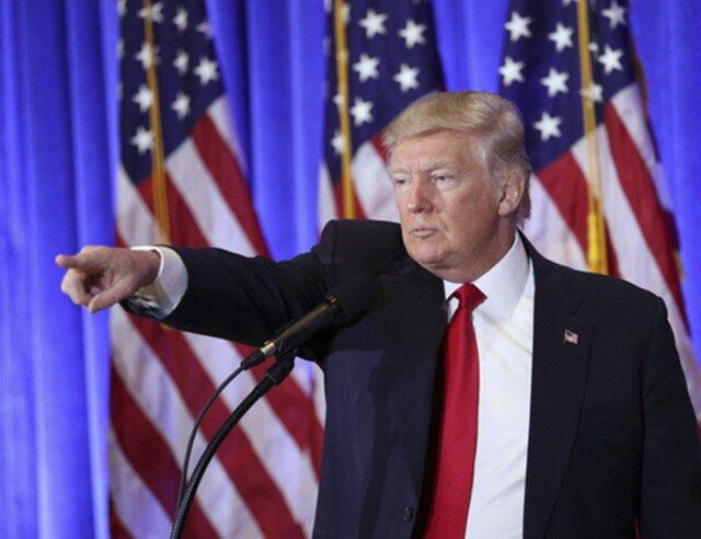 Трамп: готовим крупную торговую сделку с британцами