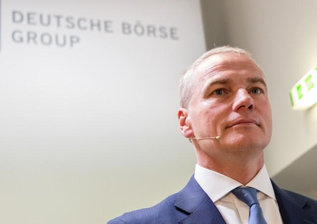 Плохой год для главы Deutsche Boerse стал еще хуже