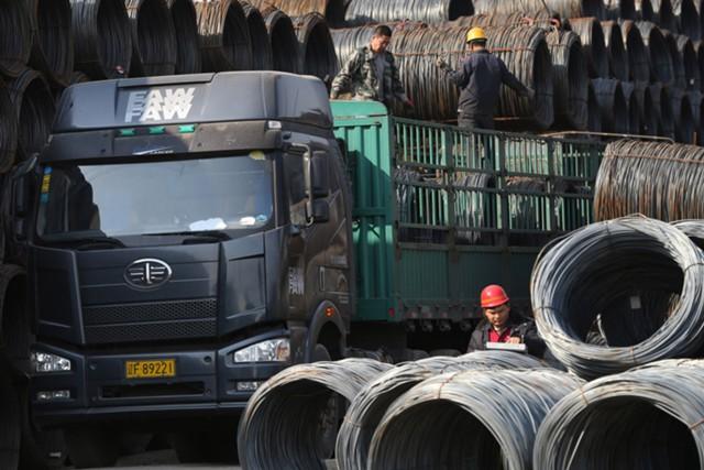 Прибыль промпредприятий КНР в июне выросла на 19,1%