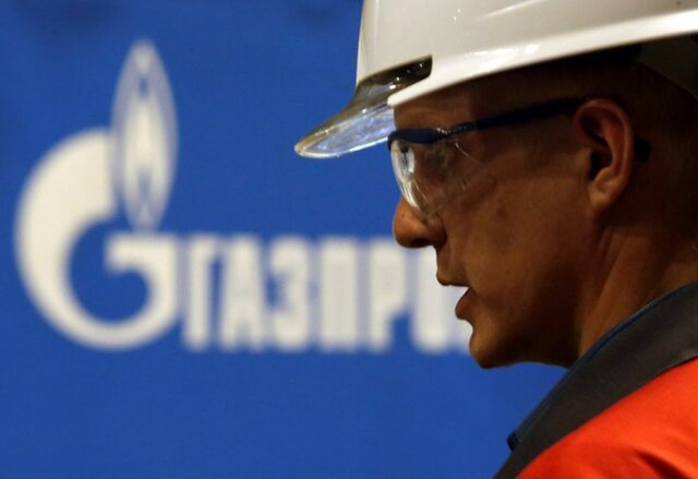 Экспорт «Газпрома» вдальнее зарубежье заIполугодие вырос на12,6%