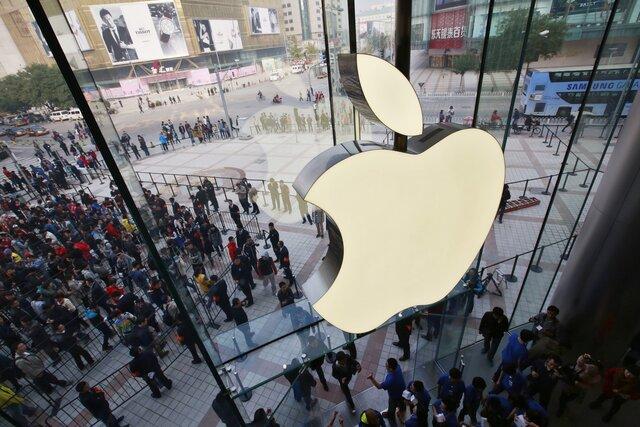 Самсунг обошел Apple поквартальной прибыли