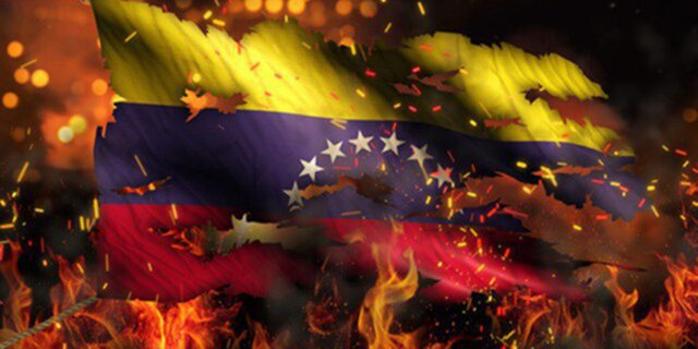 Трамп назвал венесуэльского президента Николаса Мадуро диктатором