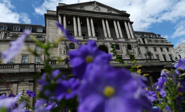 Банк Британии ухудшил прогноз поросту ВВП страны в2017—2018 гг