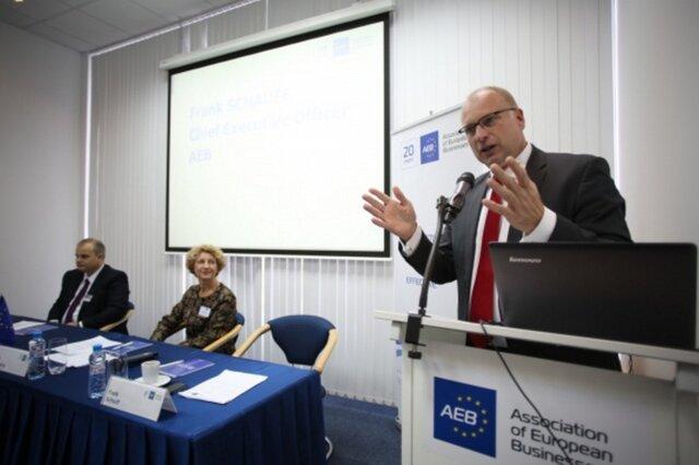 АЕБ выступила против санкций США в отношении России