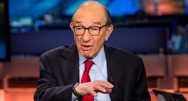 Гринспен: иррациональный оптимизм приведет к обвалу