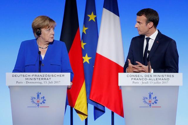 """Франция и ФРГ вместе закроют """"налоговые лазейки"""""""