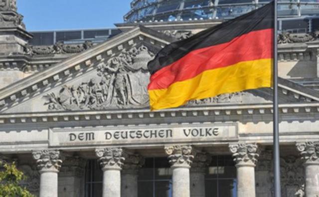 Экспорт Германии упал впервые в 2017 году