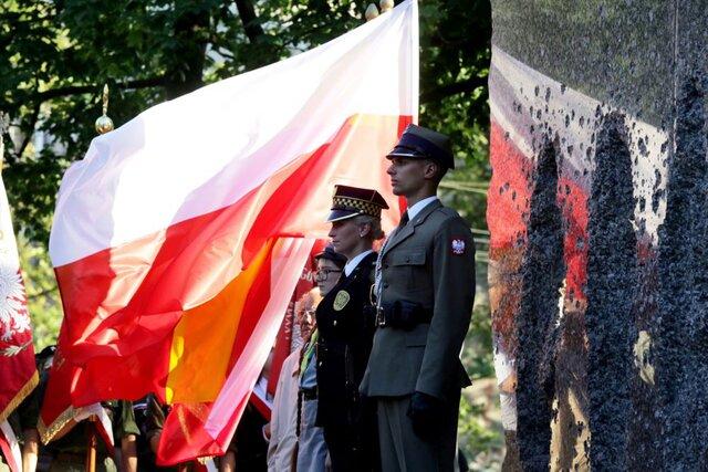 МИД Польши: СССР иГермания виноваты сначала  2-ой  мировой войны
