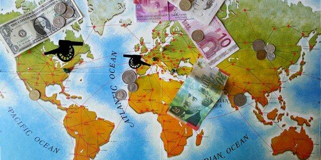 Валютные войны - предвестники новых конфликтов