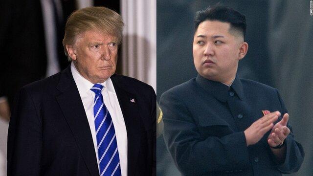 Трамп иКим сражаются зазвание основного сумасшедшего наЗемле— Стивен Кинг