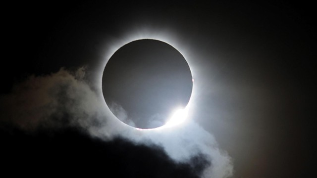 Как экономика США переживет солнечное затмение?