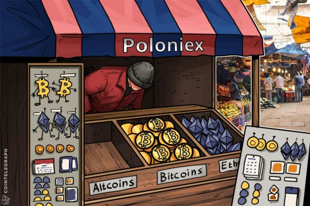 Криптобиржа Poloniex просит россиян уйти