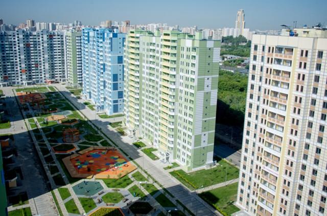 Новостройки в Москве подешевели с начала года на 10%