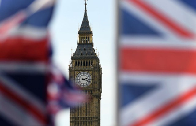 Британия отчиталась о профиците бюджета в июле