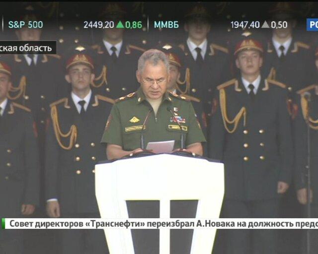 На зависть врагам! Армия -2017 показала всю мощь обороны России