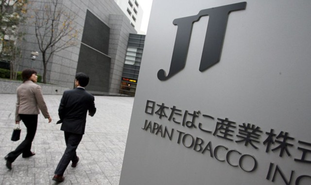 Japan Tobacco наводнит табаком развивающиеся страны