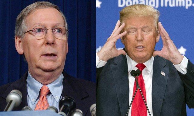 Трамп уговаривал сенаторов отказаться отновых санкций против РФ— Американские СМИ