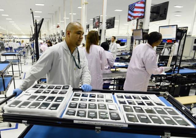 Сводный PMI США достиг максимума более чем за 2 года