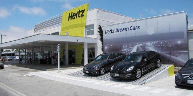 Крупнейший американский сервис аренды авто  оставляет  РФ