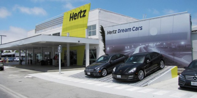 Сервис по аренде автомобилей Hertz уходит из России