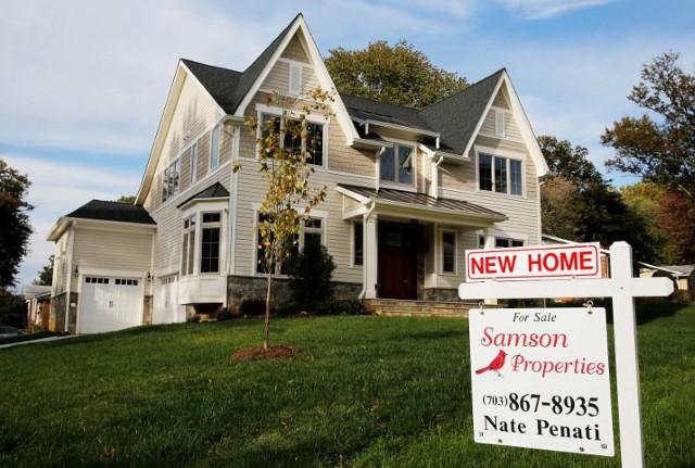 Продажи новых домов в США в июле неожиданно упали