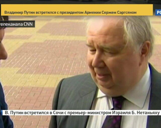 Кисляк: санкции не помогут вернуть нормальные отношения РФ и США