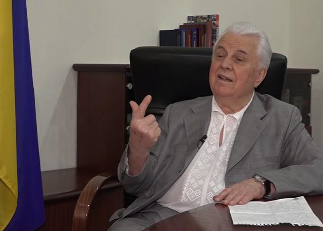 Кравчук: Украина начнет развитие только в ЕС и НАТО