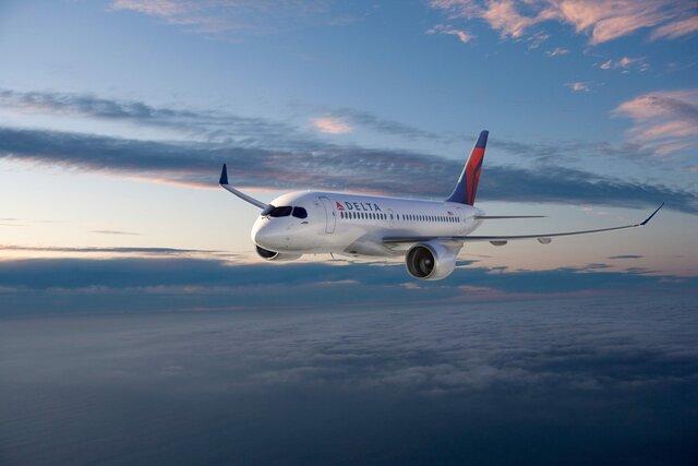 Delta Airlines прекращает полеты в РФ осенью