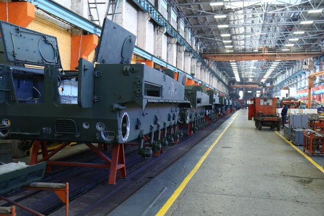 МинобороныРФ закажут на«Камазе» 30 фургонов для Арктики