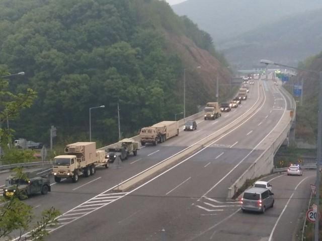Южная Корея возобновит размещение комплексов ПРО США