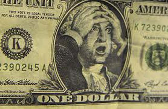Когда завершится падение доллара?